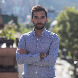 Manuel Torres, Country Manager de Cabify Colombia